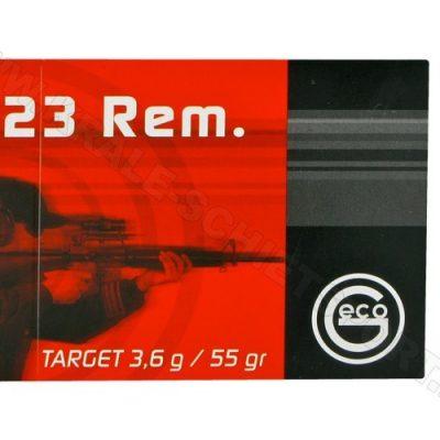Geco Target volmantel .223 55grs
