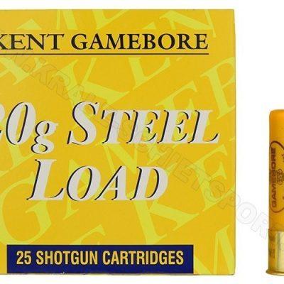 Gamebore Steel kal. 20 24/5