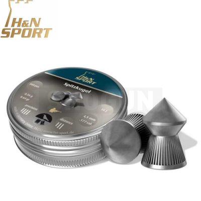 H&N Spitzkugel 4.5mm