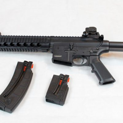 Smith & Wesson M&P15-22 - .22LR