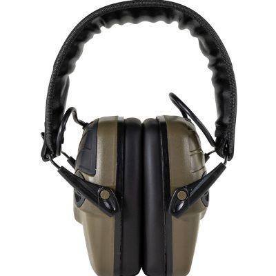 Elektronische gehoorbescherming