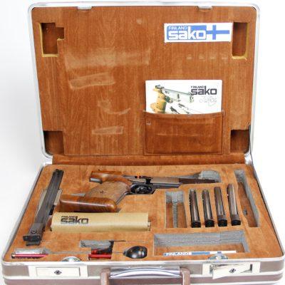 Sako pistool .22 LR en 32 S&W long wisselloop